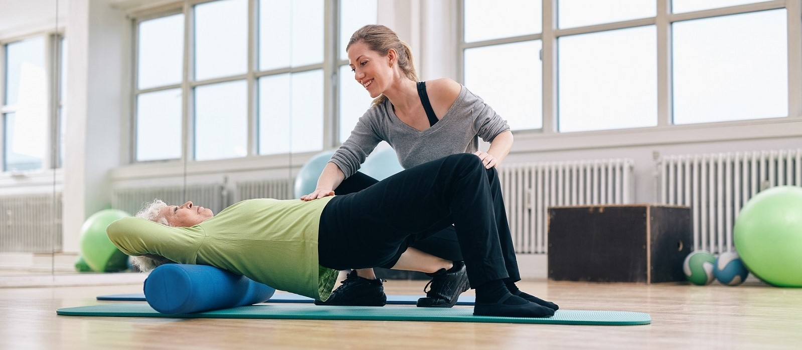 Diana Schwahn has been a physical therapist and certified athletic trainer for more than 25 years.